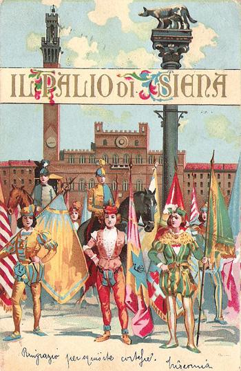 16 agosto … anni fa – Palio di Siena – San Rocco – Addio Elvis