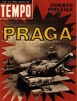 20 agosto … anni fa – Primavera di Praga -Assassinio Trockij – Furto Gioconda