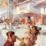 24 agosto … anni fa – Pompei ed Ercolano – Sacco di Roma – Terremoto Italia Centrale –