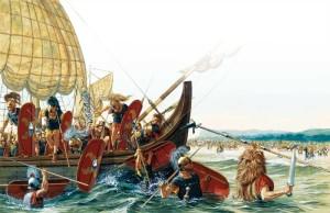 Cesare in Britannia