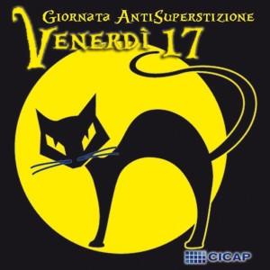 Venerdì 17 marzo – Giornata anti-superstizione