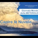 23 marzo – Giornata Mondiale METEROLOGIA