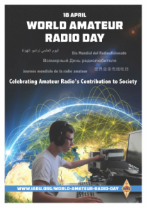 18 aprile – Giornata del Radioamatore