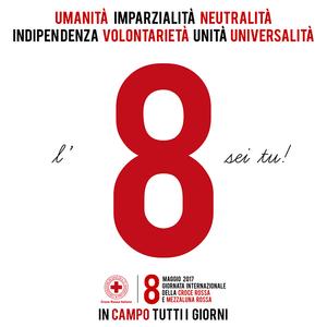8 maggio – Giornata Croce Rossa – Coca Cola – Fine 2′ Guerra Mondiale