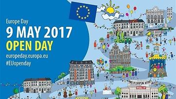 9 maggio – Festa dell'EUROPA #Eu60 – Fine guerra – Re Spadino abdica