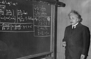 #RelativitàGenerale, #Einstein