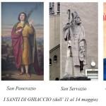 14 maggio – I Santi di Ghiaccio – Mattia