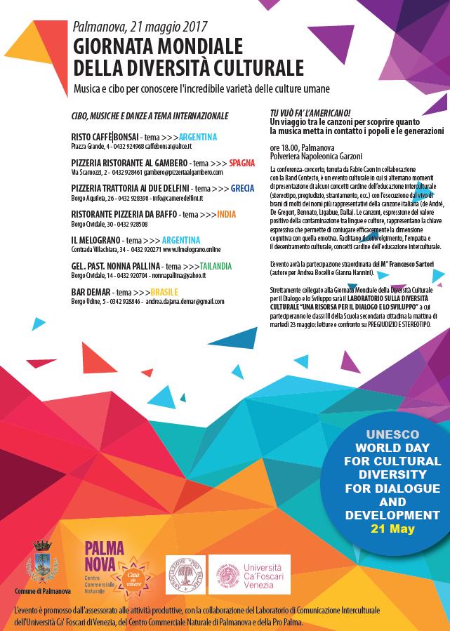 21 maggio – Giornata Diversità Culturale – Monte Santo