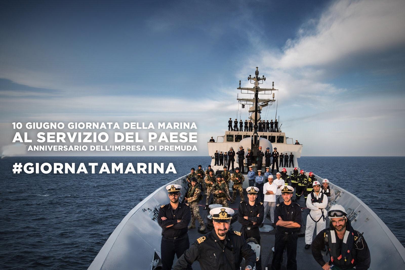 10 giugno – Giornata  Marina Militare – Dichiarazione Guerra