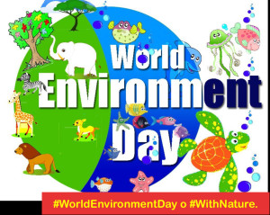 WorldEnvironmentDay #WithNature.