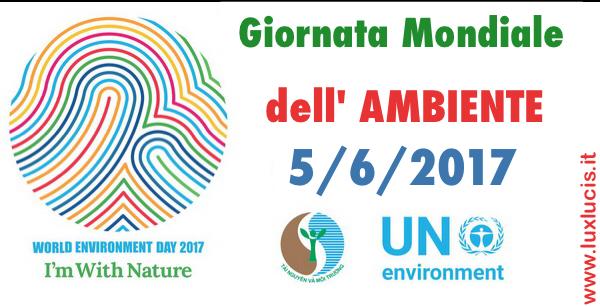 5 giugno – Giornata Mondiale Ambiente – Guida Ambientale Escursionistica