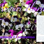 16 marzo 2020 Santi Ilario e Taziano e #COVID-19