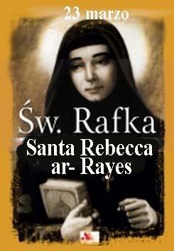23 marzo Santa Rebecca – buon onomatico