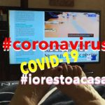 #iorestoacasa per combattere #CORONAVIRUS
