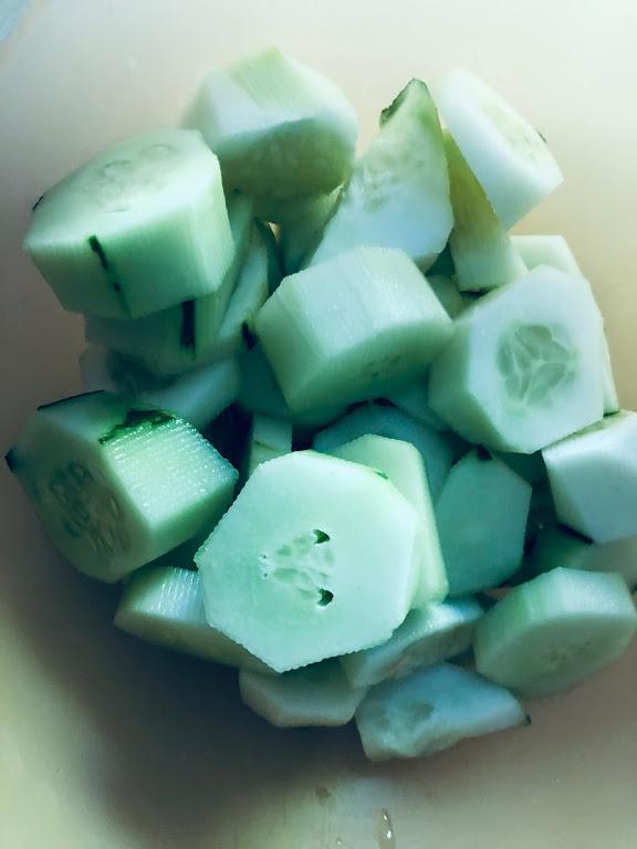 Succo di cetrioli, un rimedio dimenticato